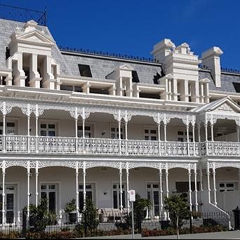 Refurbished Beaumaris Hotel