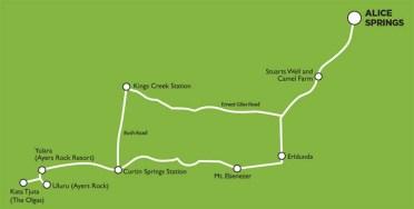 map-green-3-day-4wd-goanna-dreaming-tour