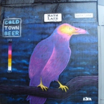 My favourite Pub, the Raven on Renfield Street