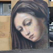Madonna in the city by Owen Dippie