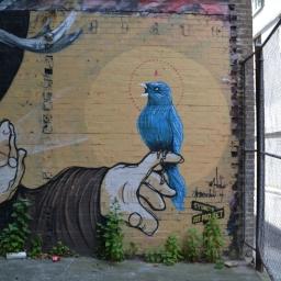 By M-Lon in Foy Lane