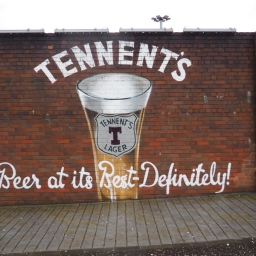Tennents Brewery