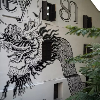 The Dragon of Amoy Alley