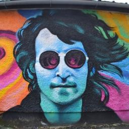 Lennon by Mark Worst