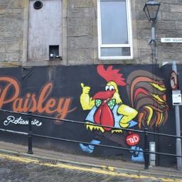 Paisley Rotisserie on Orr Square