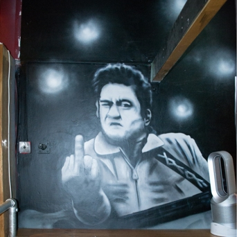 Johnny Cash By EJEK