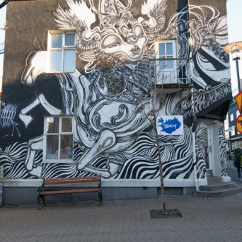 "Caratoes and Ylja, inspired by the song ""Óður til móður"" by Ylja"