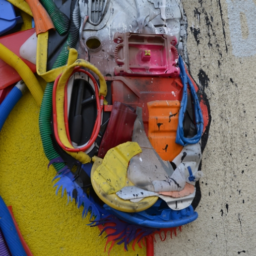 Recycled plastics, Union Row