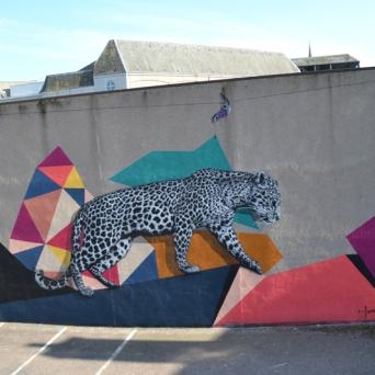 Crooked Lane Leopard