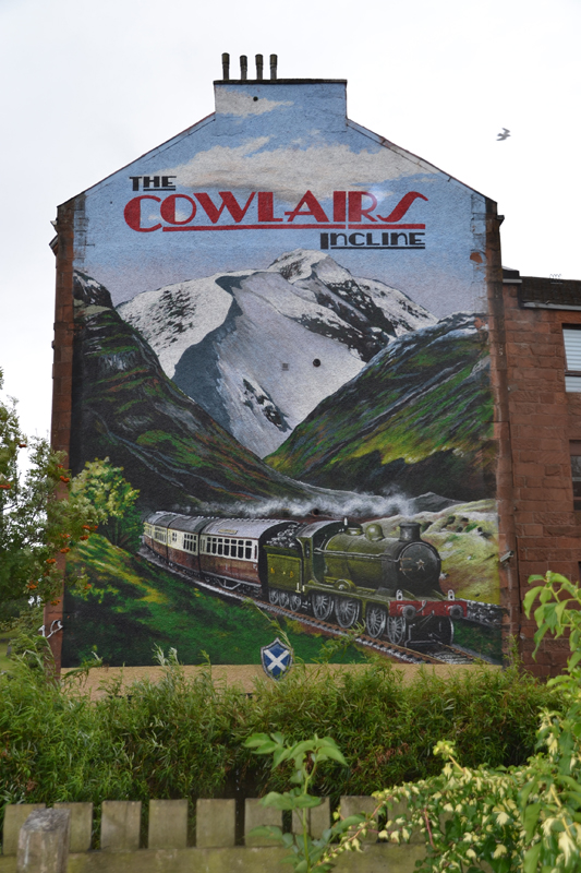 Cowlairs Incline
