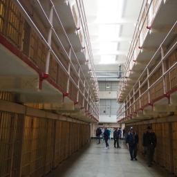 Alcatraz Island State Penitentiary
