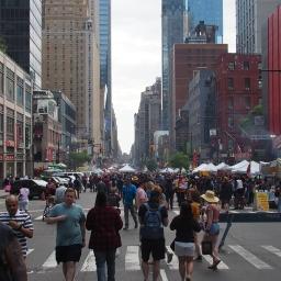 New York 8th Avenue Market
