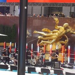 New York Rockefeller Centre