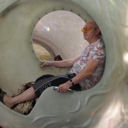 New York Seaglass Carousel