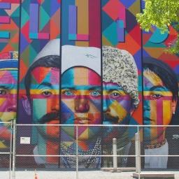 """Ellis – Inmigrants"" – City-As-School, West Village"