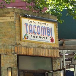 New York Food Tour Tacombi
