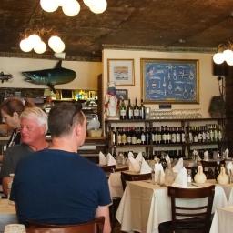 New York Food Tour Pesce Pasta