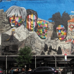 """The """"Mount Rushmore of Art"""" 10th and 22nd"""