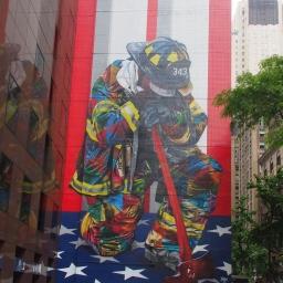 Fireman by Kobra