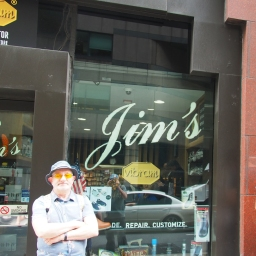 Jim's the Cobblers