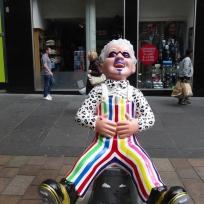 Oor Billy by Robert Stevenson in Buchanan Street