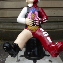 Anatomical Boy by Simon Messer at Mitchell Library
