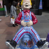 Life in Glasgow by Taylor McTaggart on Buchanan Street at Princes Square