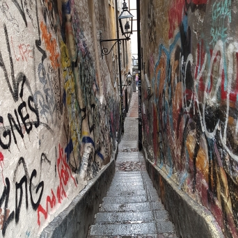 Too narrow to photograph