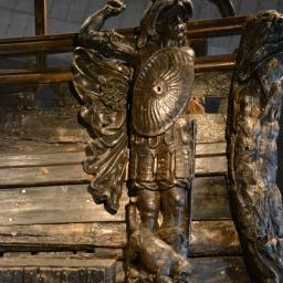 Vasa carvings