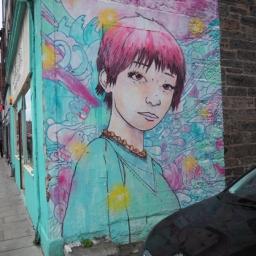 Lovella shop on Leith Walk, by Elph