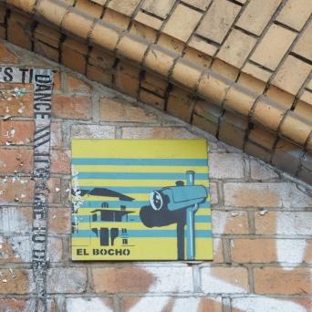 CCTV by El Bocho