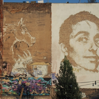 Vhils as seen from YAAM