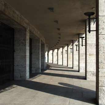 The Stadium Passageways