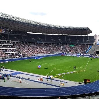 The Stadium Interior
