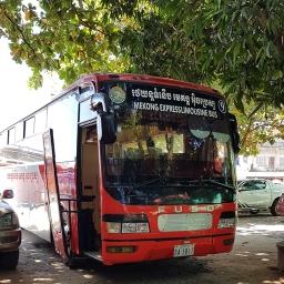 Mekong express Limousine Bus