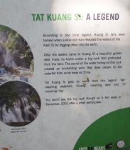 #5 Kuang Si Falls (1a)