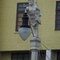 Fancy lampposts