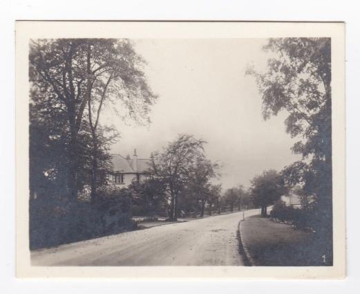 Eastwoodmains Road c1910