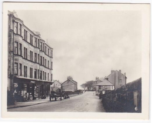 Clarkston Road c1900