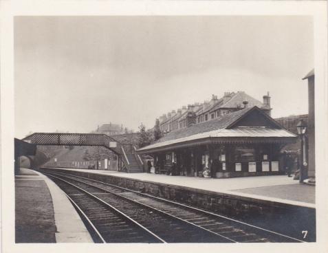 Clarkston Station c1910