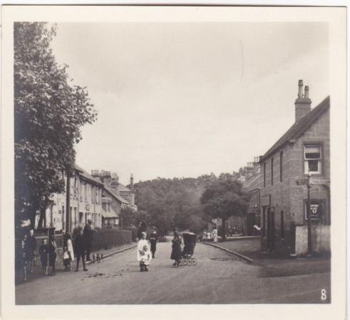Sheddens, Clarkston c1900