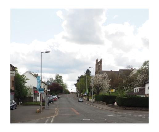Eaglesham Road 2020