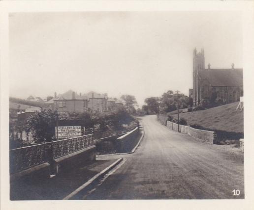 Eaglesham Road c1910